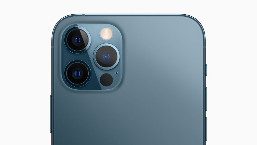 3 aparaty w iPhone 12