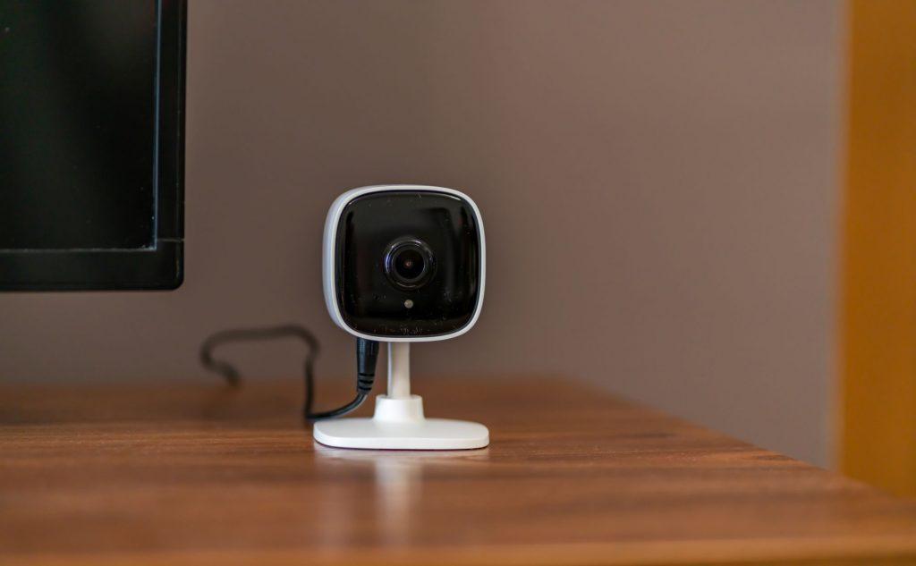 Smart Home Tapo kamera c100