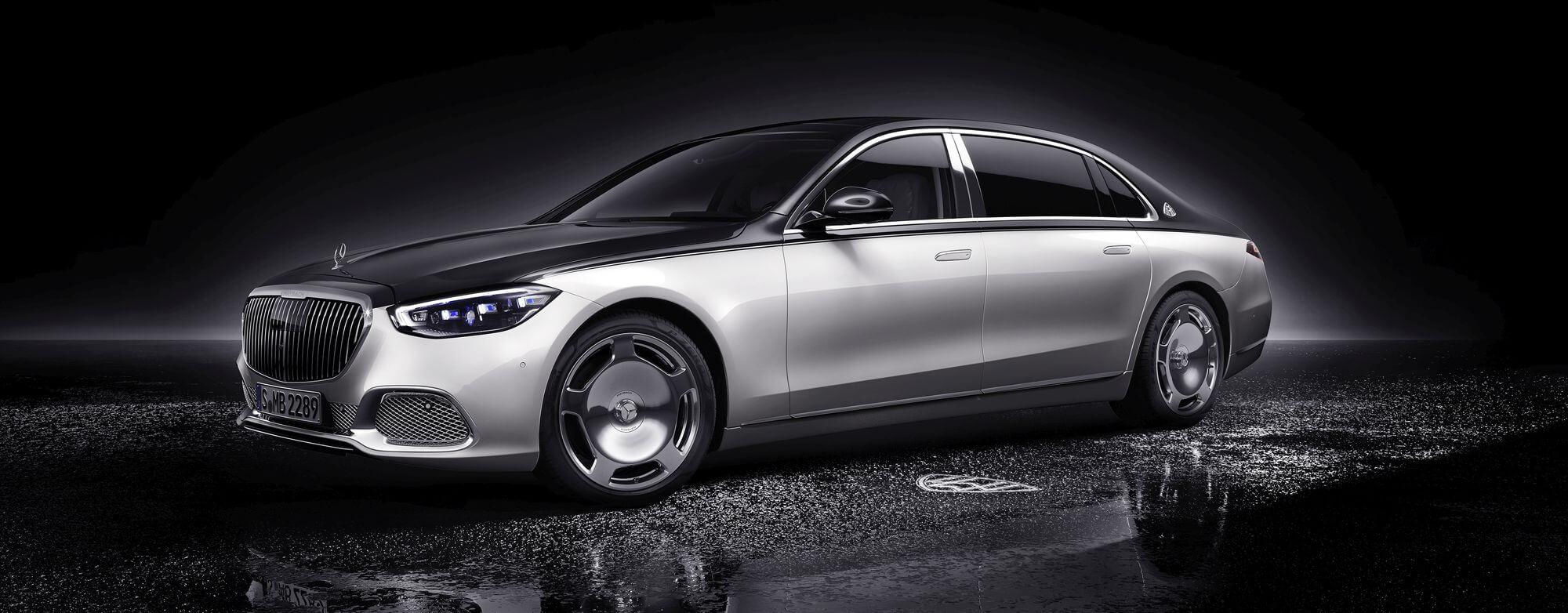 Mercedes-Maybach Klasy S