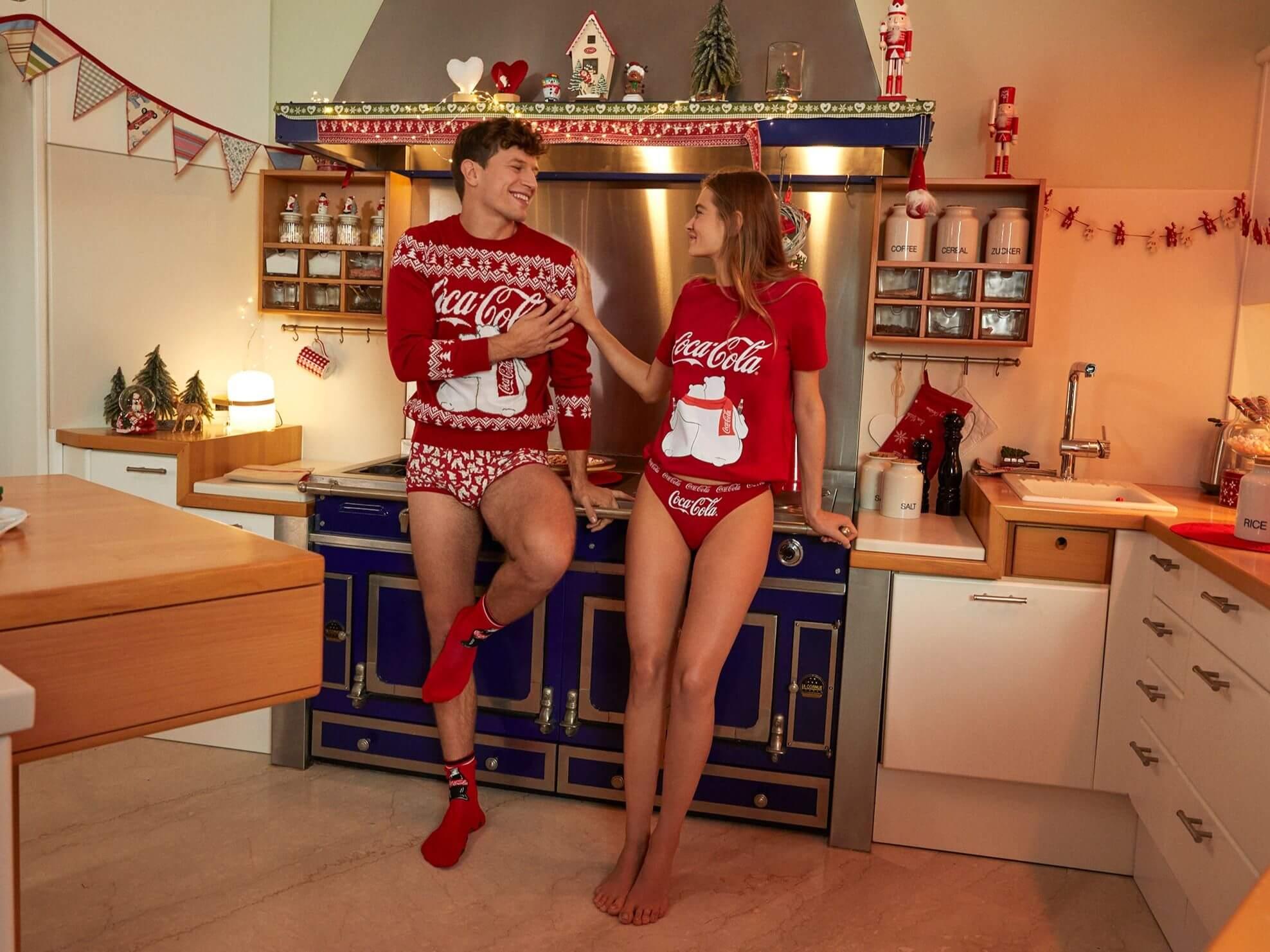 Piżamy Tezenic i Coca-Cola - Nowosciproduktowe.pl