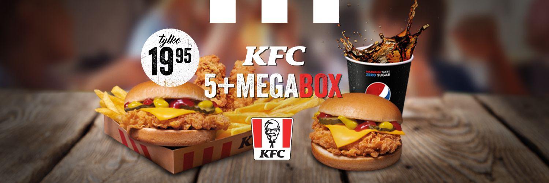KFC 5plus Mega Box