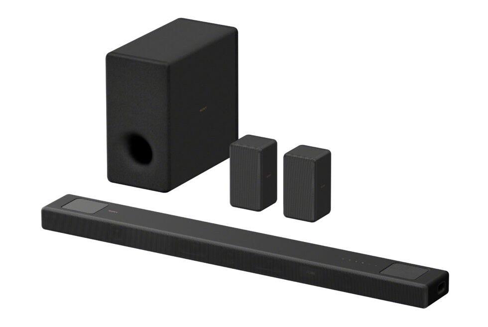 Soundbar Sony A5000 - Nowosciproduktowe.pl